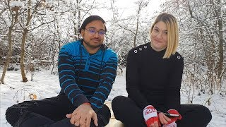 Q&A | Our First Time | Forest | Snow