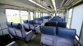 JR予讃線 多度津~讃岐塩屋 車窓と車内風景 JR Yosan Line Tadotsu Station to Sanuki-Shioya Station (2019.3)