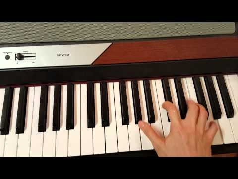 Piano Tutorial: Super Mario Sound Effects