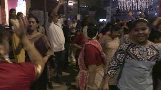 Puja Madness of Neelachal-ites on Nabami Night