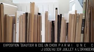 VLB 2018-06 : Exposition Gautier à l'Orangerie-Espace Tourlière