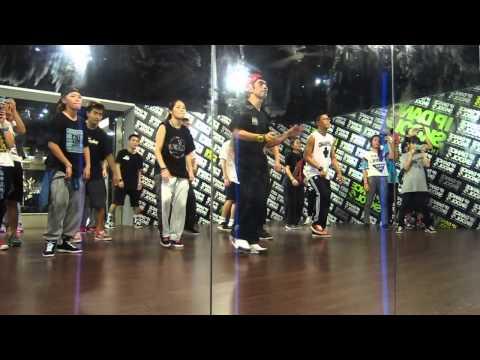 20140819 小黑老師HIPHOP@IP DANCE SKOOL