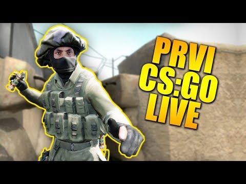 Download Youtube: CS:GO LIVE 🏆 COA PRVI PUT STRIMA CS:GO! (road to 5000 sub)