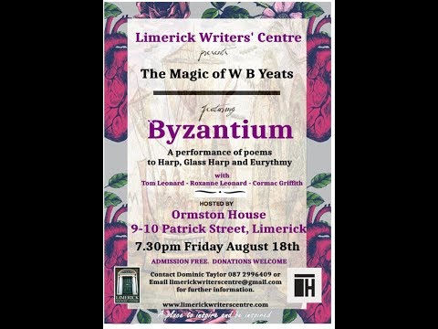 The Magic of WB Yeats with Byzantium