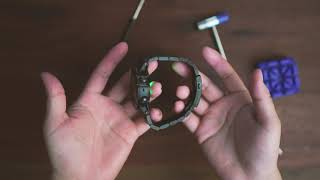 How to install and adjust Garmin Fenix 3, 3 HR, 5X, 5X Plus Titanium Band
