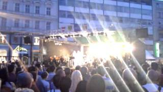 �������� ���� Cимфонический рок на Náměstí Svobody Brno ������