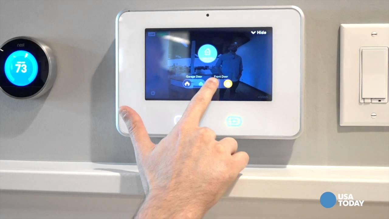 Vivint's Doorbell Camera - #TalkingTech