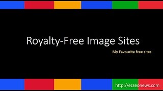 Royalty-Free Image Sites