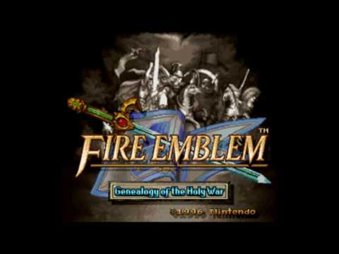 Chapter 2 (Disturbance in Agustria) - Fire Emblem: Genealogy of the Holy War Soundtrack Extended
