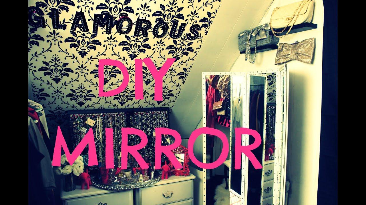 Full length 3 way mirror - Full Length 3 Way Mirror 29
