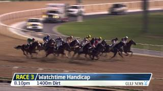 Vidéo de la course PMU WATCHTIME