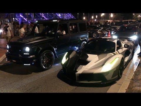 Carspotting De Folie Au Grand Prix De Monaco Camo