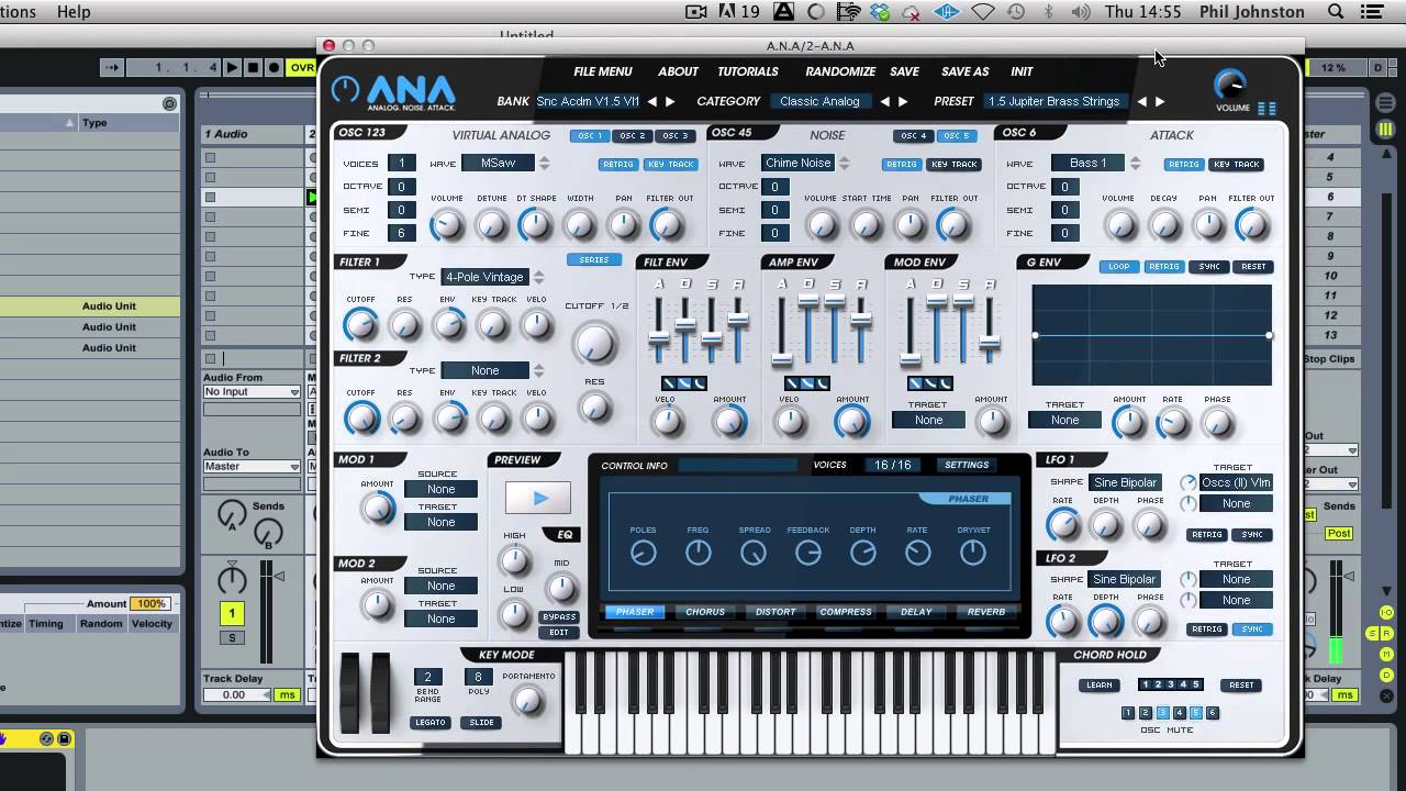 ana 2 vst synth