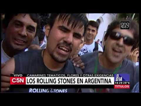 C5N - Música: toda la previa de los Rolling Stones en Argentina