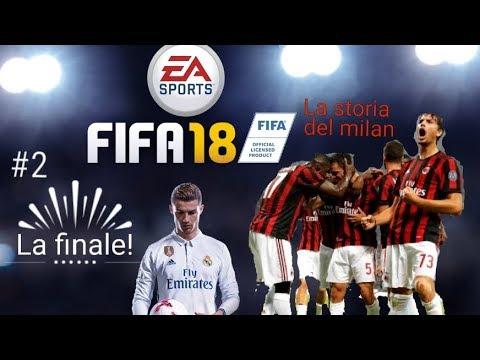 """""""La storia del Milan"""" #2 la finale"""