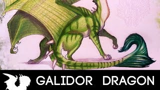 HOW TO DRAW DRAGONS - Poses