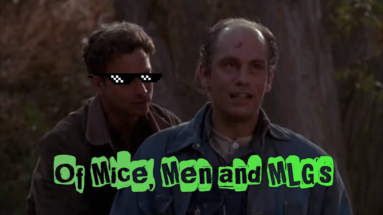 Of Mice and Men: Alternate Ending