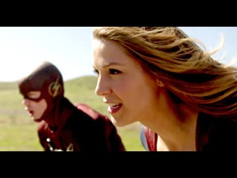 The flash crossover  supergirl español latino  [supergirl 1×18]