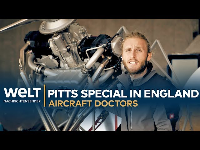 Aircraft Doctors - Pitts Special in England (Teil 1)