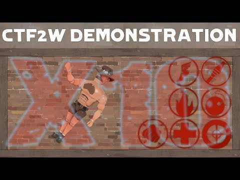 cTF2w Demonstration: The x10 Action Hale