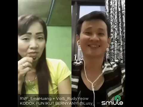 Kodok Pun Ikut Bernyanyi by. Rudy Justine & Erna Huang