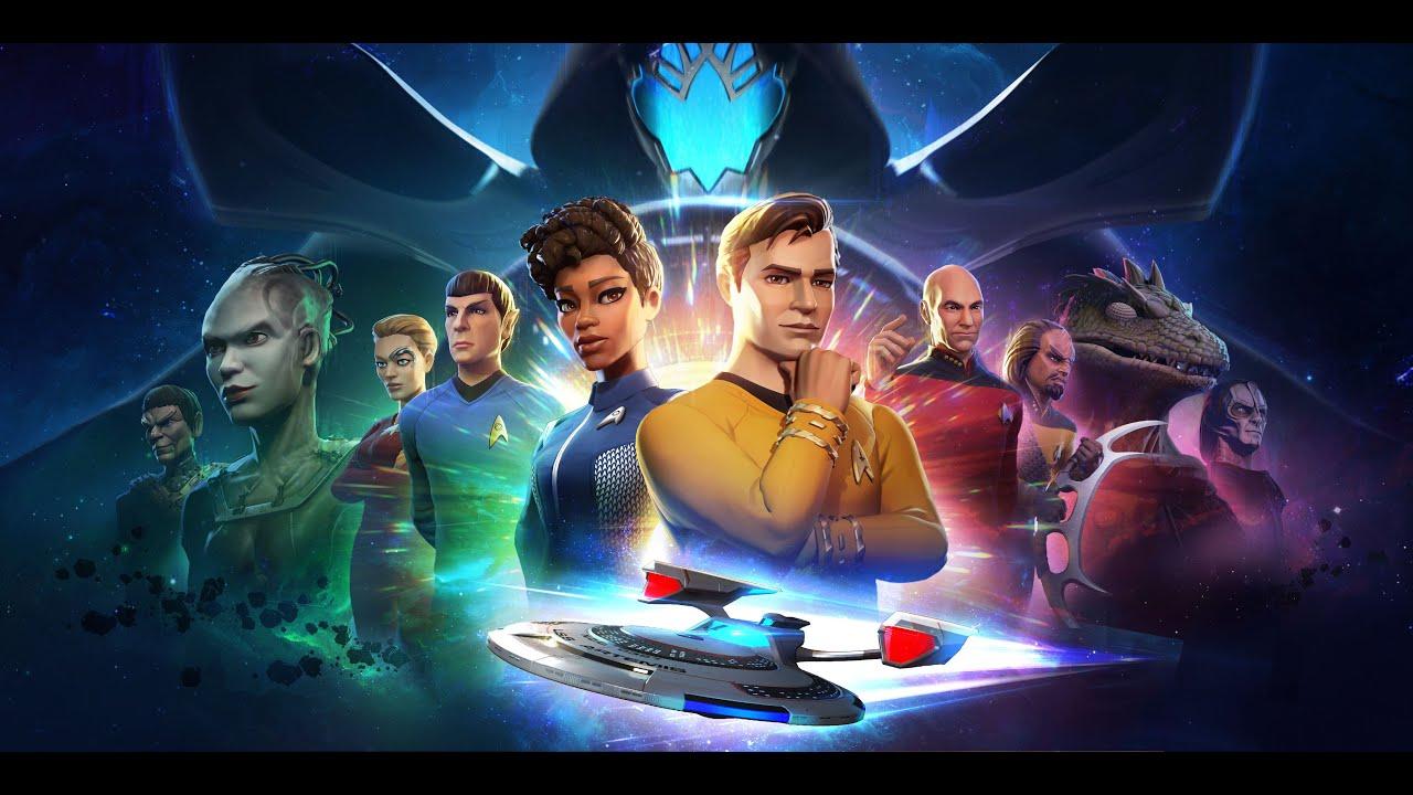 'Star Trek: Legends' RPG Launch Trailer