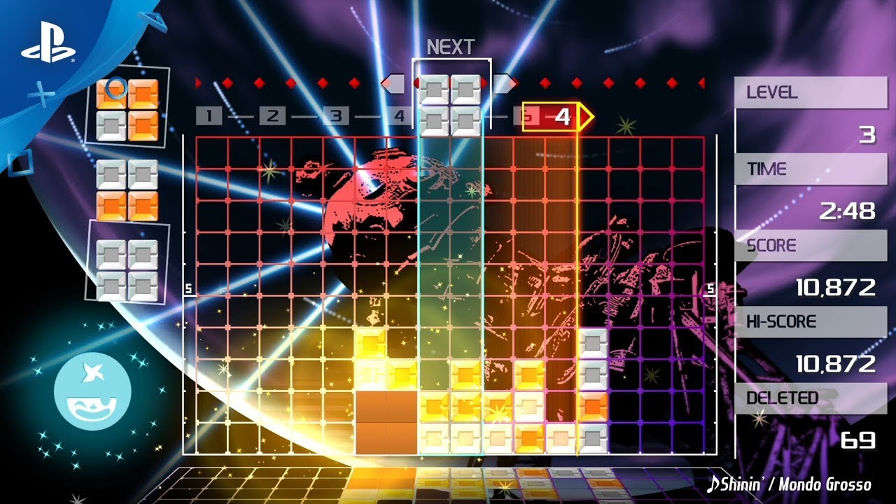 Image result for lumines