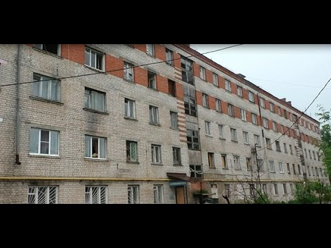 """Чем пахнут обещания """"белого дома"""" в подъездах г. Камешково..."""
