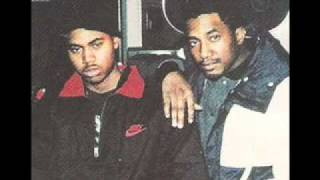 Nas - The World is Yours (Q Tip mix)