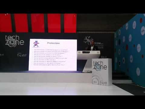 Tarek Amer - TechZone Presentation - QITCOM 2012 - Doha - Qatar