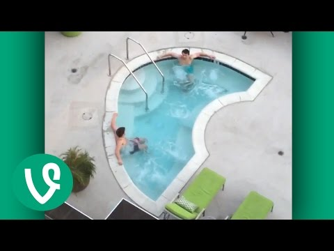 Anthony Padilla Vine Compilation (2 bros chillin in a hot tub)