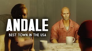 Andale: Best Town in the USA - Fallout 3 Lore
