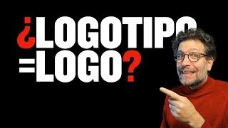 LOGOTIPO y LOGO ⚠️ Lo que nadie te contó