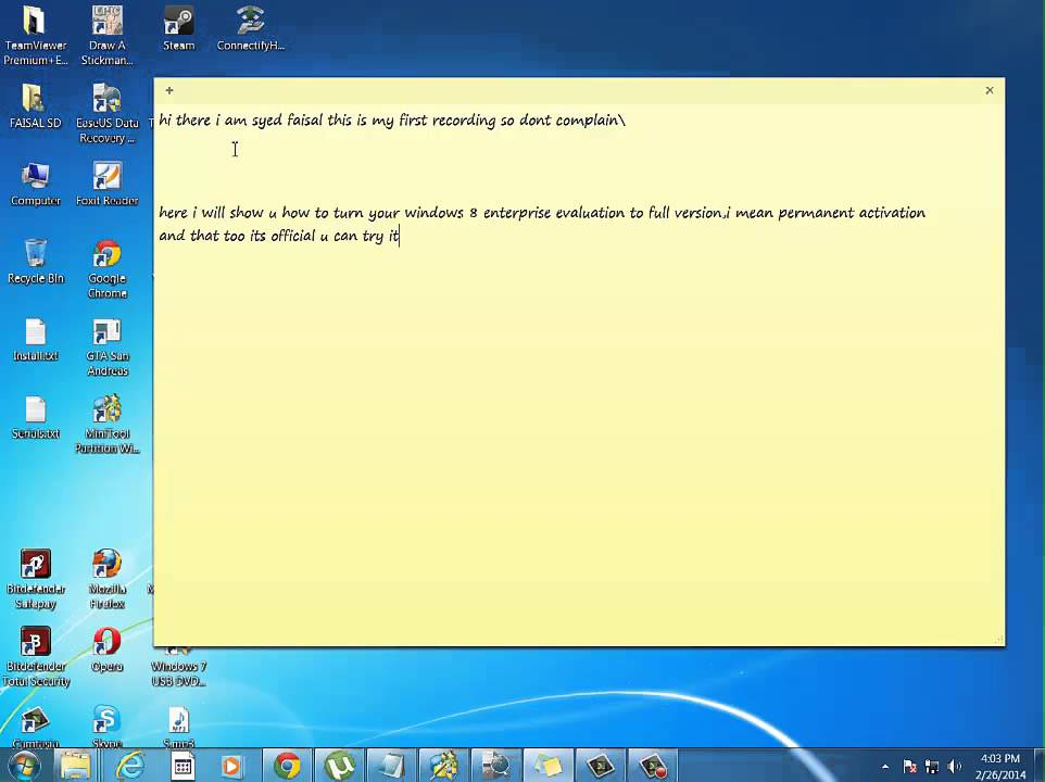 windows 8 enterprise evaluation upgrade to full version