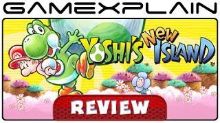 Yoshi's New Island - Video Review (3DS) (Video Game Video Review)