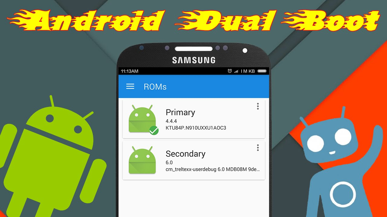 Dual Boot Android Device - Easy & Best Method (FULL VIDEO)