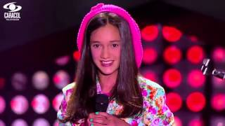 Catalina cantó 'When I'm gone' de L. Gerstein – A.P. Carter – LVK Colombia  – T1