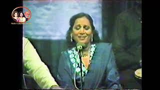 Bhagwanti Navani Sindhi Song --BE YARAN JO YAR KANWAR-- Live at London
