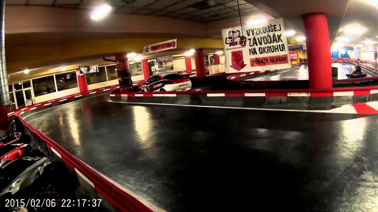 Motokary Plzen Kartarena Youtube