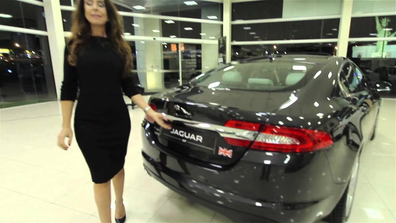 Jaguar Xf Elegante Dinamico E Ousado L Tv Top Car Youtube