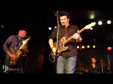 Mike Zito (MAKE BLUES NOT WAR) Quasimodo Berlin 2016-11-11