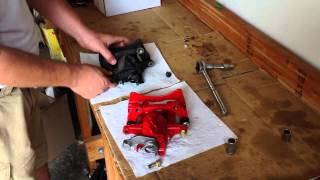 powerstop s4926 caliper kit problem