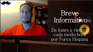 Breve Informativo - Noticias Forex del 20 de Noviembre del 2017