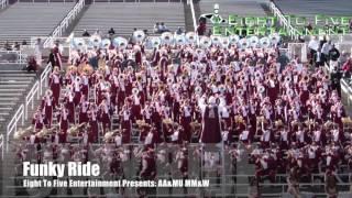 AAMU - Funky Ride (2015)