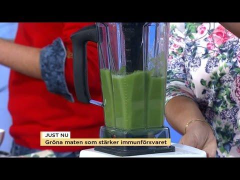 smoothie tv4 nyhetsmorgon 2018
