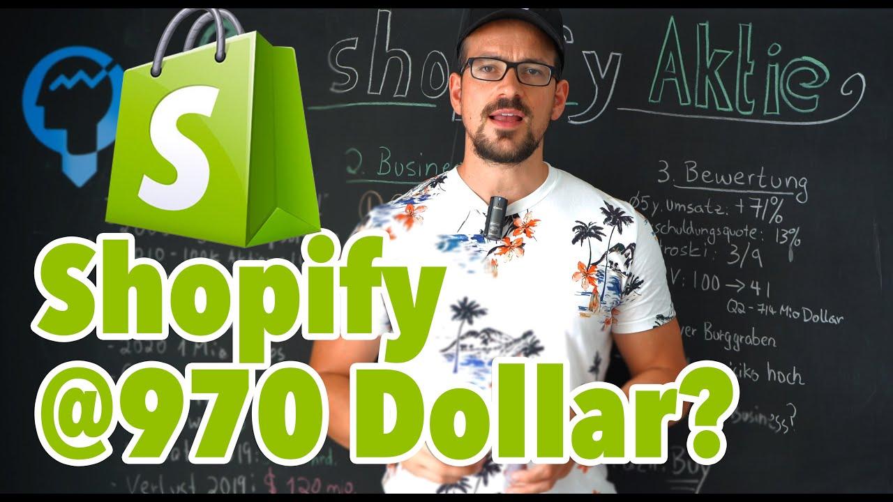Shopify Aktie bei $ 20 kaufenswert Shopify Aktienbewertung