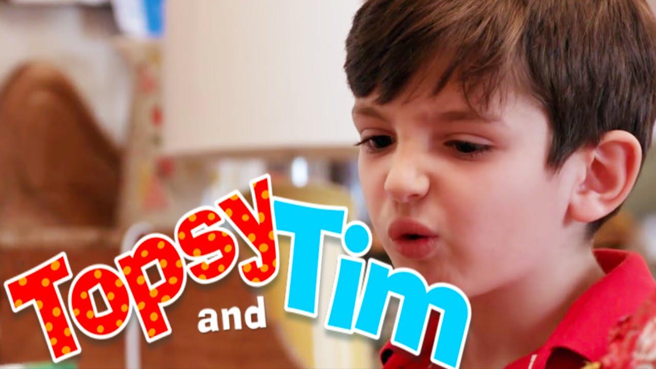 Topsy & Tim 116 - DINOSAUR EGG   Topsy and Tim Full Episodes