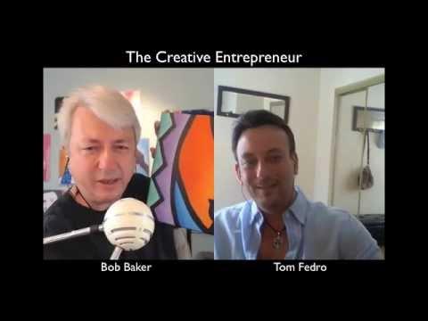 Full-Time Painter & Visual Artist Tom Fedro - Creative Entrepreneur #010