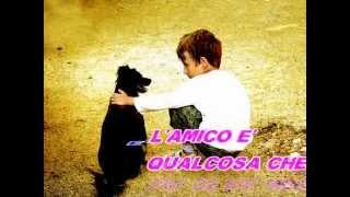 Dario Baldan Bembo - Amico è (karaoke - fair use)