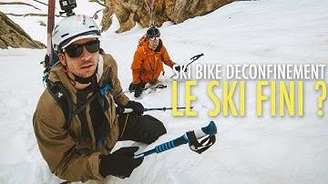 SkiBike déconfinement : Alors le ski c'est fini ?